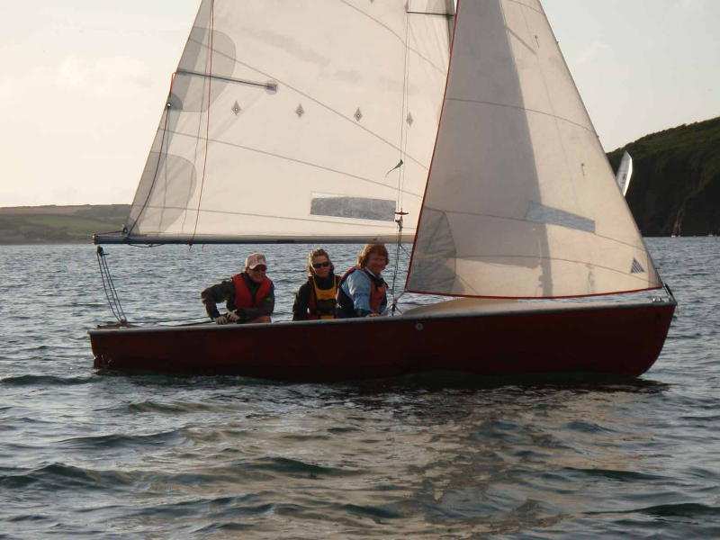 DYC Dinghy racing 2012